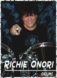 Richie Onori Sweet Promo pic