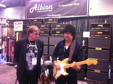 Steve Grindrod and Richie Onori - Rockin' Presidents!